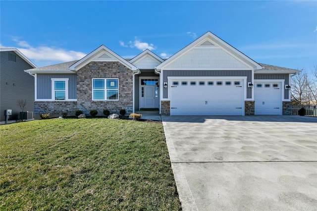 157 Pomodora Circle, Wentzville, MO 63385 (#20021563) :: Kelly Hager Group | TdD Premier Real Estate