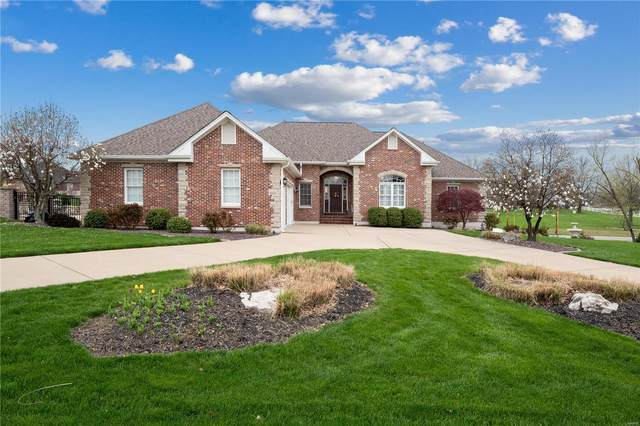 5308 Enchanted Court, Weldon Spring, MO 63304 (#20021576) :: Kelly Hager Group | TdD Premier Real Estate