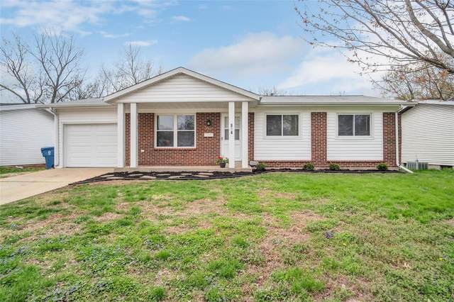 584 Haventree, Hazelwood, MO 63042 (#20021609) :: Clarity Street Realty