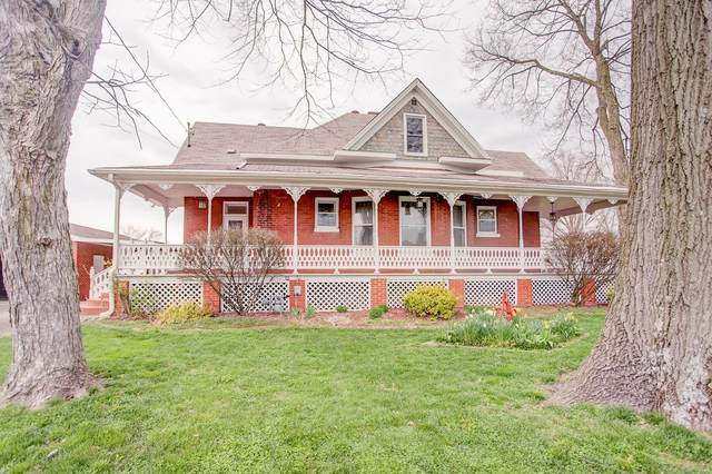 227 S Hibbard Street, STAUNTON, IL 62088 (#20021628) :: St. Louis Finest Homes Realty Group