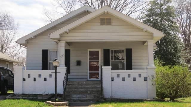 3303 Jackson, Alton, IL 62002 (#20021631) :: Parson Realty Group