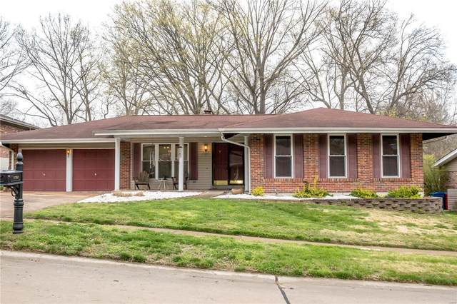 5023 Windleigh Place, St Louis, MO 63128 (#20021632) :: Matt Smith Real Estate Group
