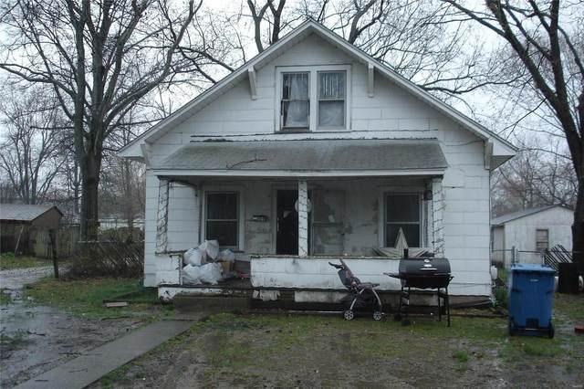 509 N 8th Street, BENTON, IL 62812 (#20021637) :: Fusion Realty, LLC