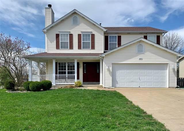 2615 Babble Creek, O'Fallon, MO 63368 (#20021638) :: Kelly Hager Group | TdD Premier Real Estate