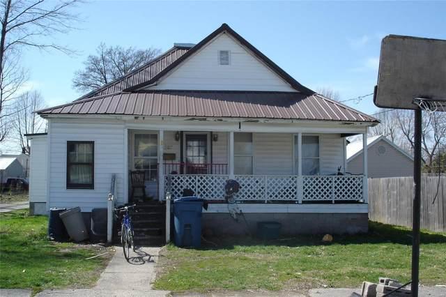 307 N Buchanan Street, BENTON, IL 62812 (#20021645) :: Fusion Realty, LLC