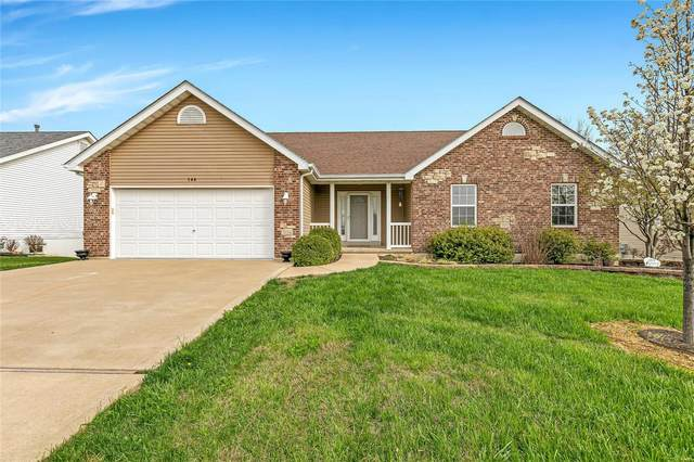 144 Palace Way Drive, Troy, MO 63379 (#20021674) :: Parson Realty Group