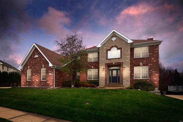 2604 Wynncrest Ridge Drive, Wildwood, MO 63005 (#20021675) :: Sue Martin Team