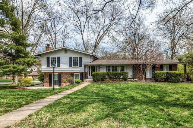 634 Sarawood, St Louis, MO 63141 (#20021678) :: Clarity Street Realty