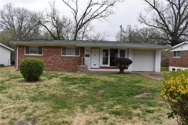 2341 Hallwood, St Louis, MO 63136 (#20021712) :: Clarity Street Realty