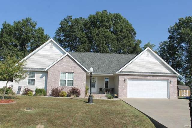 104 Breeze, CARTERVILLE, IL 62918 (#20021731) :: Fusion Realty, LLC