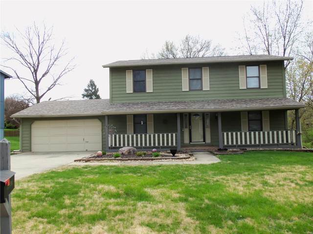 308 Jamestown Court, Collinsville, IL 62234 (#20021733) :: Hartmann Realtors Inc.