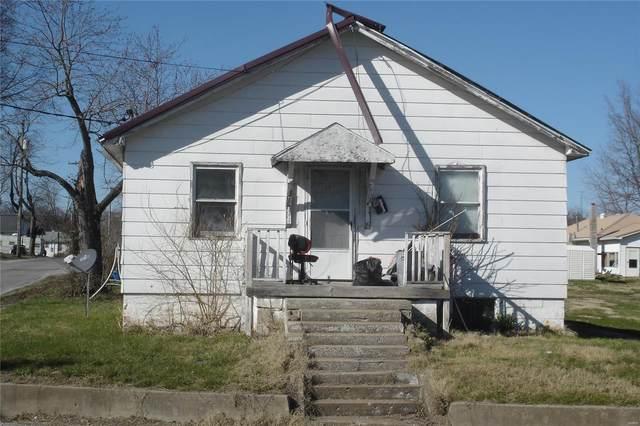1201 E Main Street, BENTON, IL 62812 (#20021741) :: Fusion Realty, LLC