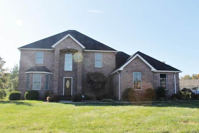 2205 Brentwood, MARION, IL 62959 (#20021749) :: Fusion Realty, LLC