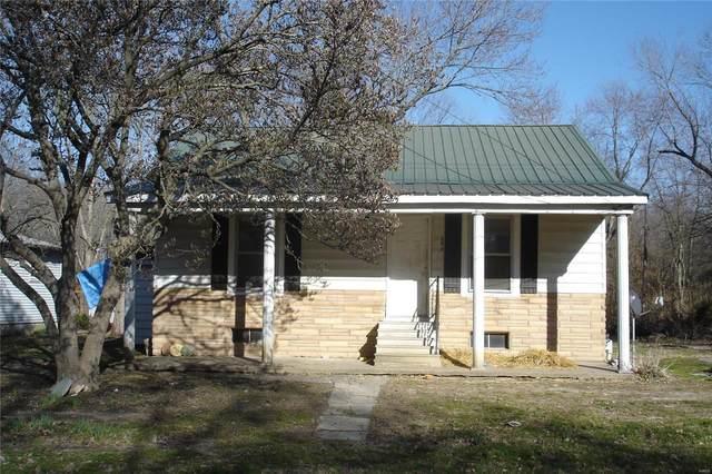 306 N Goldheimer Street, BENTON, IL 62812 (#20021750) :: Fusion Realty, LLC