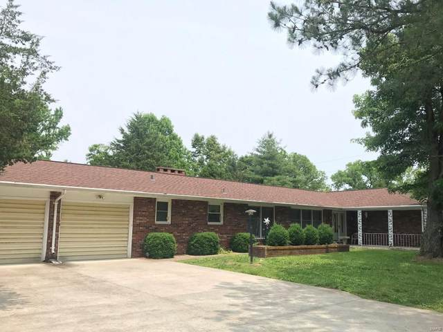 6801 Old Hwy 13 Hwy, CARBONDALE, IL 62901 (#20021771) :: Fusion Realty, LLC