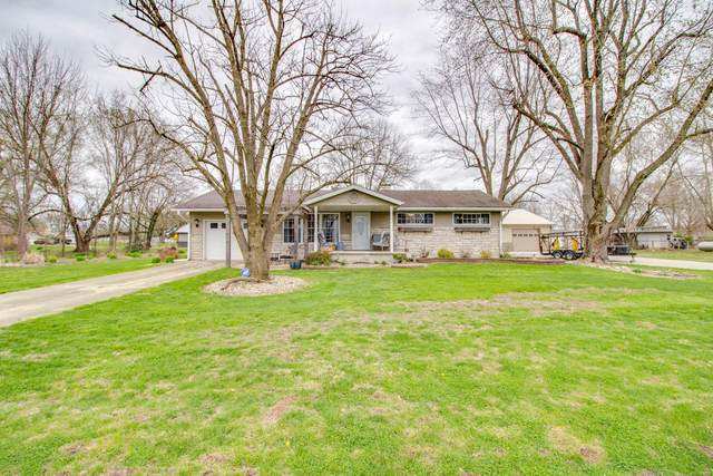 215 N Lincoln Street, BUNKER HILL, IL 62014 (#20021775) :: Fusion Realty, LLC