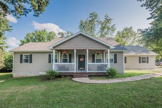 19482 State Hwy 149 Street, WEST FRANKFORT, IL 62896 (#20021802) :: Parson Realty Group