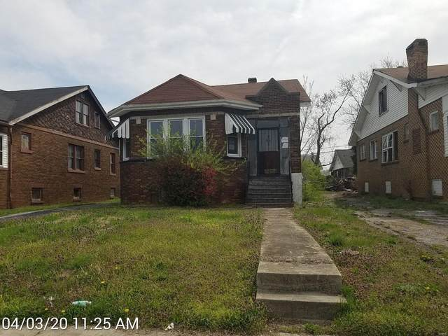 656 N 40th Street, East St Louis, IL 62205 (#20021824) :: Parson Realty Group