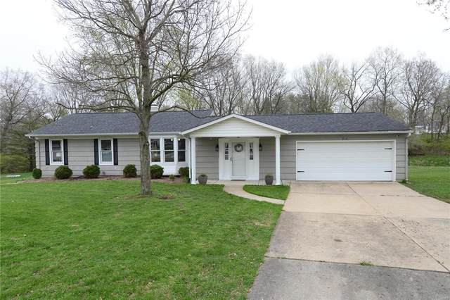 914 Kent, Ballwin, MO 63011 (#20021830) :: St. Louis Finest Homes Realty Group