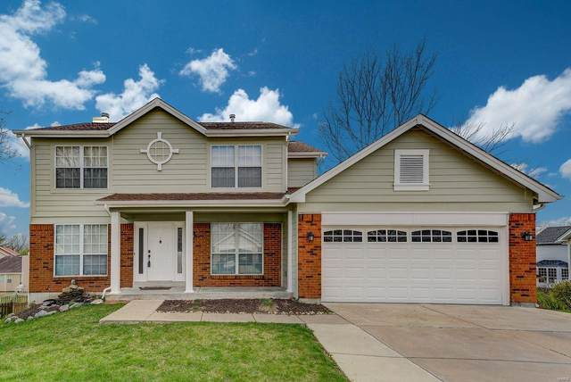 1309 Northern Dancer Court, Florissant, MO 63034 (#20021861) :: Clarity Street Realty