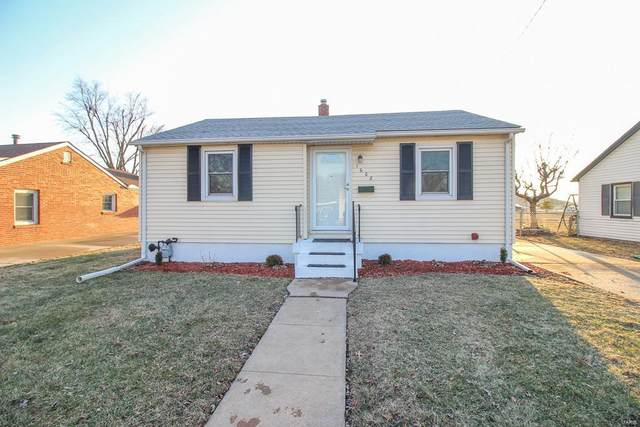 1608 Mitchell Avenue, Granite City, IL 62040 (#20021866) :: Matt Smith Real Estate Group