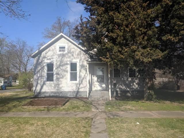 536 S Cherry, Centralia, IL 62801 (#20021873) :: Matt Smith Real Estate Group