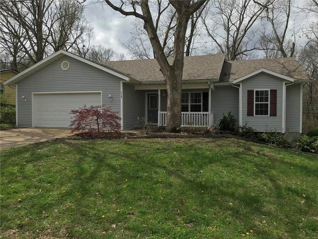 218 Frances Street, Waynesville, MO 65583 (#20021912) :: Realty Executives, Fort Leonard Wood LLC