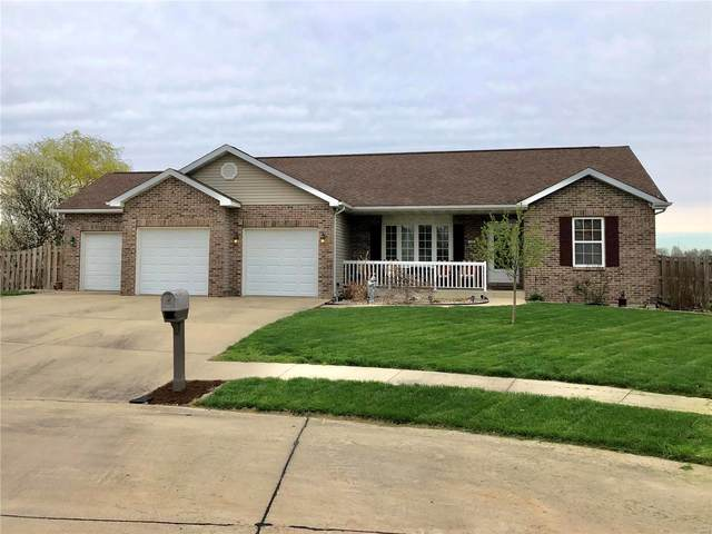 102 Rosebud, Godfrey, IL 62035 (#20021934) :: Matt Smith Real Estate Group