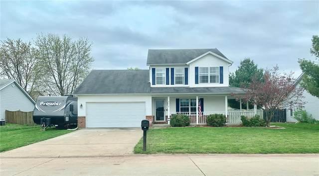 2410 Coniferous Drive, Shiloh, IL 62221 (#20021940) :: St. Louis Finest Homes Realty Group