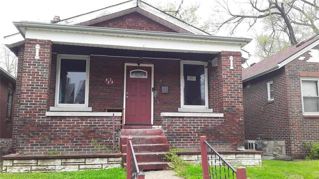 4834 Margeretta Ave Avenue, St Louis, MO 63115 (#20021964) :: RE/MAX Vision