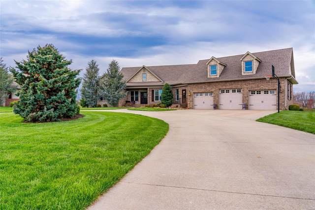 1029 Castle Rock Avenue, Lebanon, MO 65536 (#20021973) :: St. Louis Finest Homes Realty Group