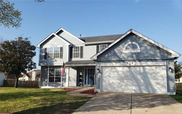 3932 Triple Crown Drive, Unincorporated, MO 63034 (#20022054) :: Clarity Street Realty