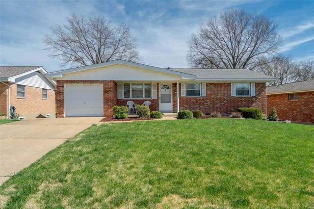 1245 Hawkstone Lane, St Louis, MO 63125 (#20022055) :: Matt Smith Real Estate Group