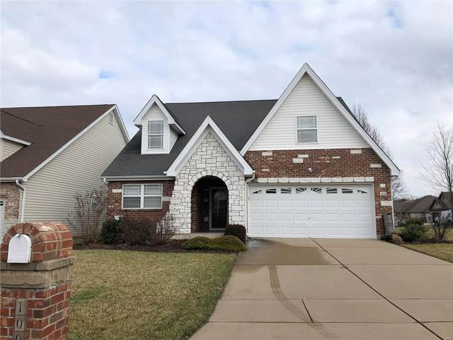 100 Sunset Villa Court, O'Fallon, MO 63366 (#20022072) :: St. Louis Finest Homes Realty Group