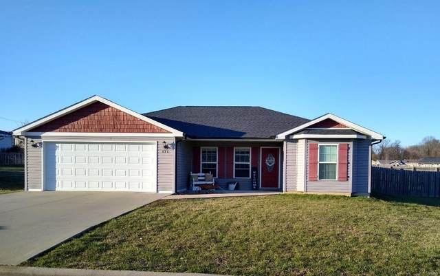 171 Red Hawk Ridge, Cape Girardeau, MO 63701 (#20022077) :: St. Louis Finest Homes Realty Group