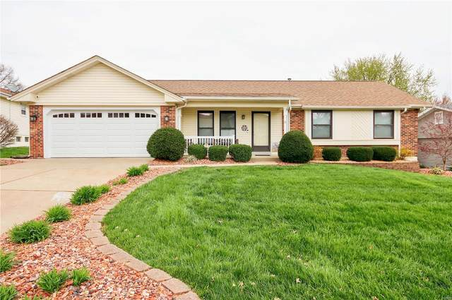 6 Galaxy Drive, Saint Peters, MO 63376 (#20022093) :: Kelly Hager Group | TdD Premier Real Estate