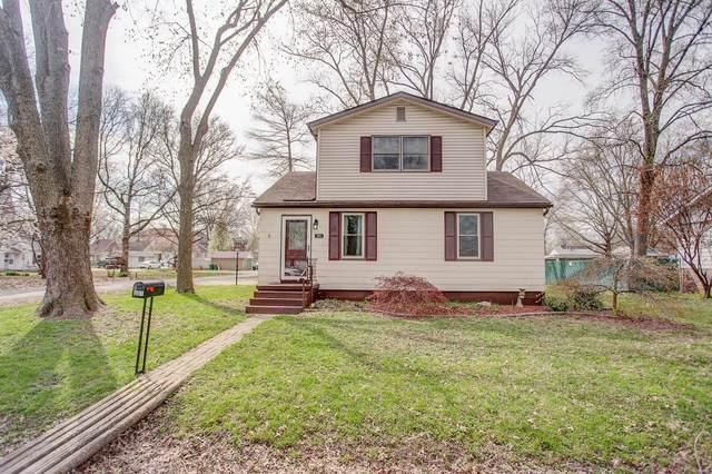 301 N Bernard Street, Mascoutah, IL 62258 (#20022110) :: St. Louis Finest Homes Realty Group