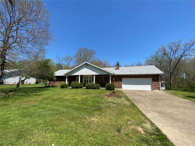 111 Boulder Drive, Ironton, MO 63650 (#20022127) :: Parson Realty Group
