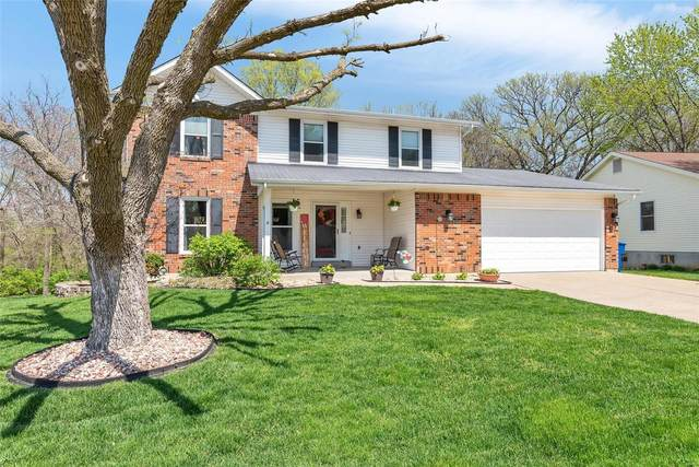 1074 Shallowbrook Drive, Saint Peters, MO 63376 (#20022129) :: Kelly Hager Group | TdD Premier Real Estate