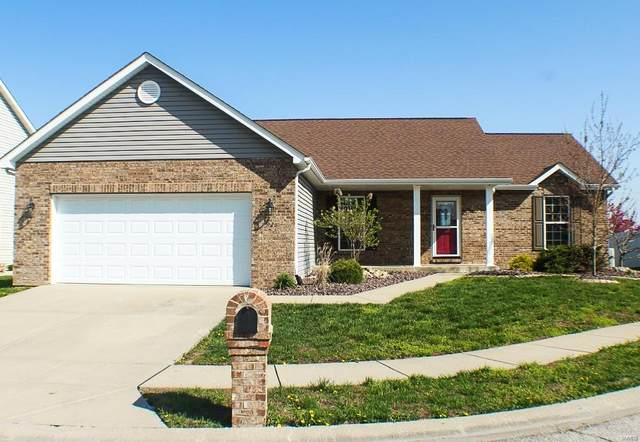 9925 Cessna Court, Mascoutah, IL 62258 (#20022154) :: Realty Executives, Fort Leonard Wood LLC