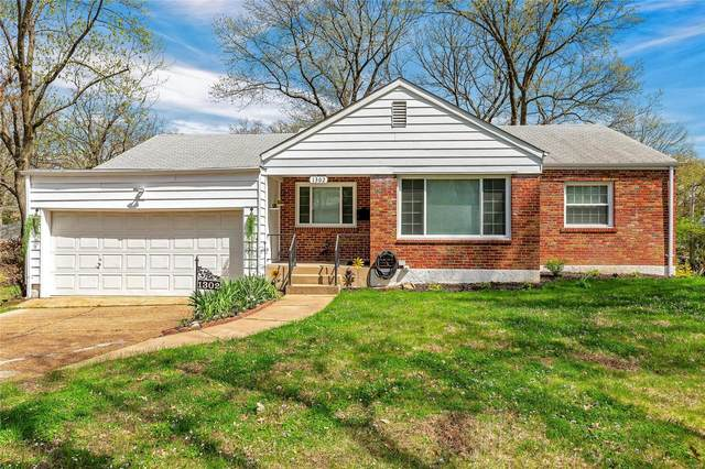1302 Selma Avenue, St Louis, MO 63119 (#20022180) :: Sue Martin Team