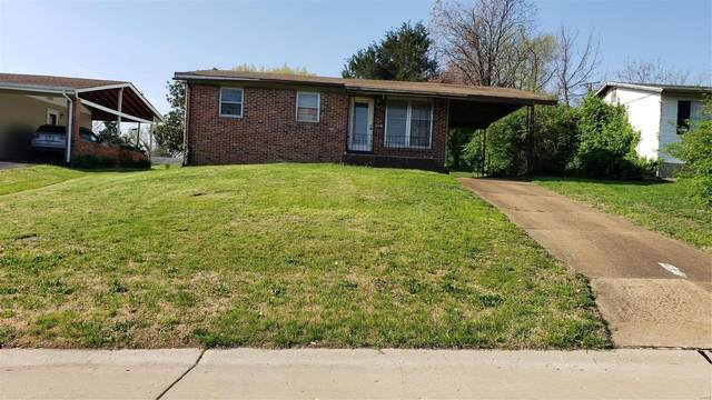 136 E Waymire Avenue, St Louis, MO 63119 (#20022185) :: Sue Martin Team