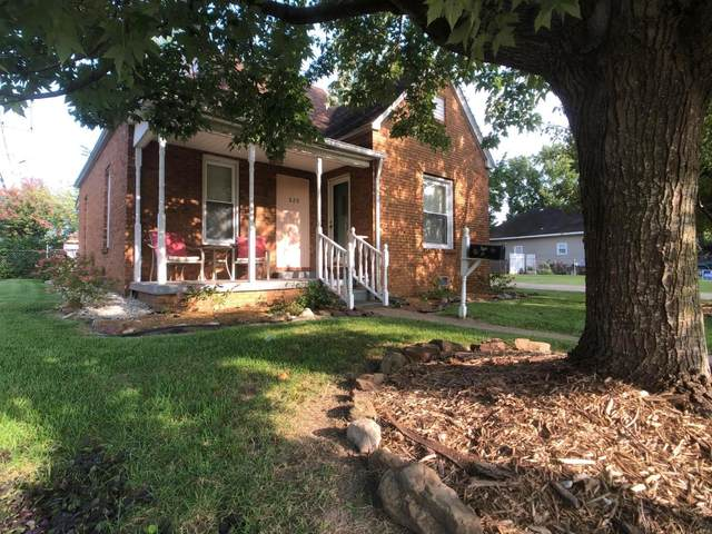 820 N 13th, HERRIN, IL 62948 (#20022196) :: The Becky O'Neill Power Home Selling Team