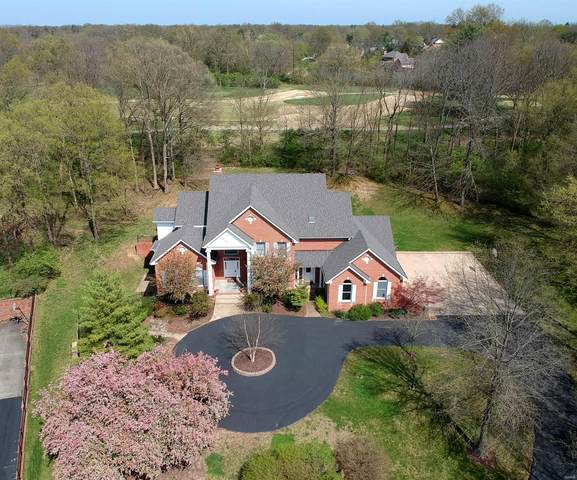 66 Meadowbrook Country Club Est, Ballwin, MO 63011 (#20022200) :: Tarrant & Harman Real Estate and Auction Co.