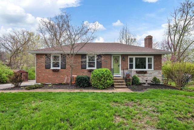 549 Orchard, Eureka, MO 63025 (#20022215) :: Matt Smith Real Estate Group
