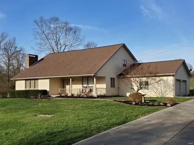 11499 Laurelwood Lane, CARBONDALE, IL 62901 (#20022238) :: St. Louis Finest Homes Realty Group