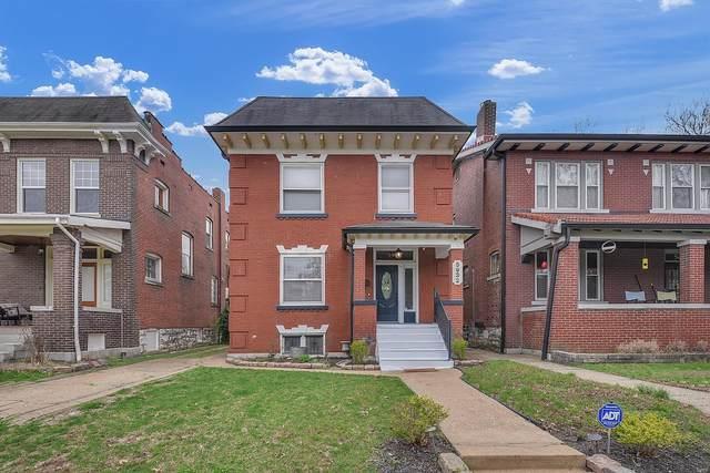 5932 Waterman Boulevard, St Louis, MO 63112 (#20022244) :: Matt Smith Real Estate Group