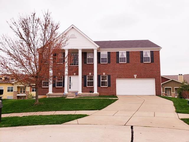 26 N Brighton Park Court, Saint Charles, MO 63303 (#20022291) :: The Becky O'Neill Power Home Selling Team