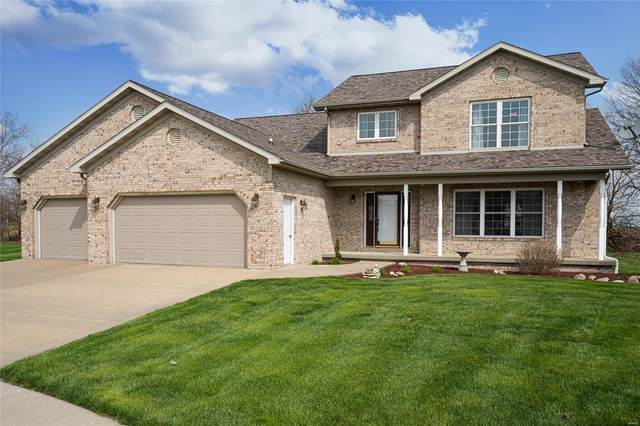 4 Illini Court, LITCHFIELD, IL 62056 (#20022293) :: St. Louis Finest Homes Realty Group