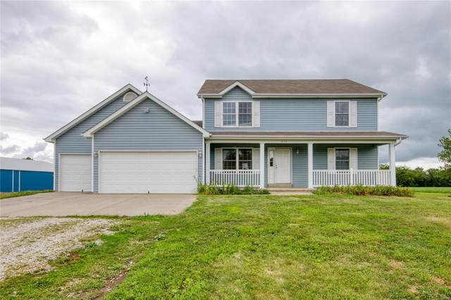410 S 1st Street, New Florence, MO 63363 (#20022302) :: The Becky O'Neill Power Home Selling Team